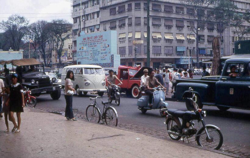 Hình ảnh Sài Gòn ngày xưa