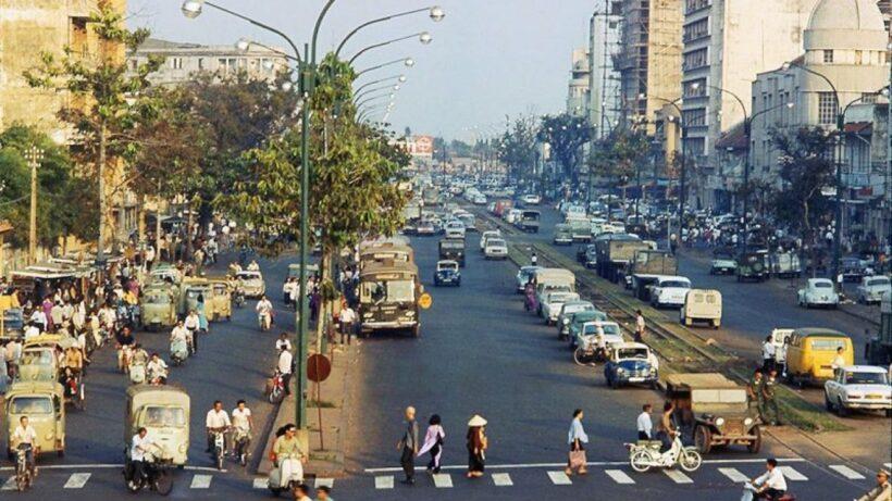 Hình ảnh Sài Gòn trước 1975