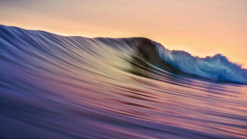 Hình ảnh sóng nước