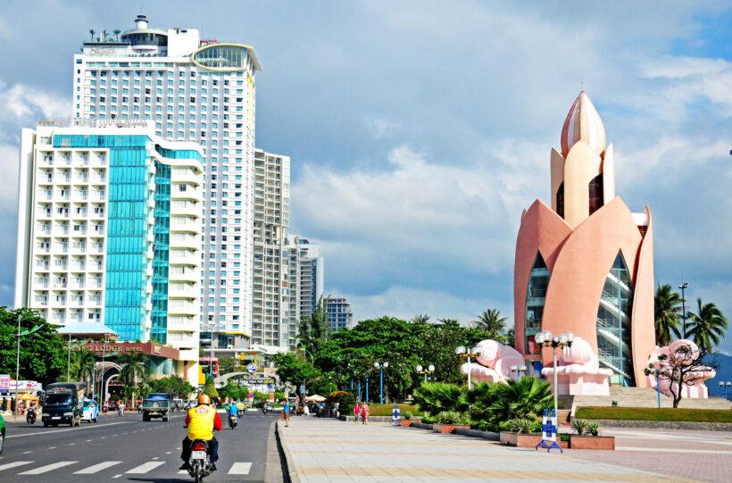 Hình ảnh Thành Phố Nha Trang đẹp tuyệt