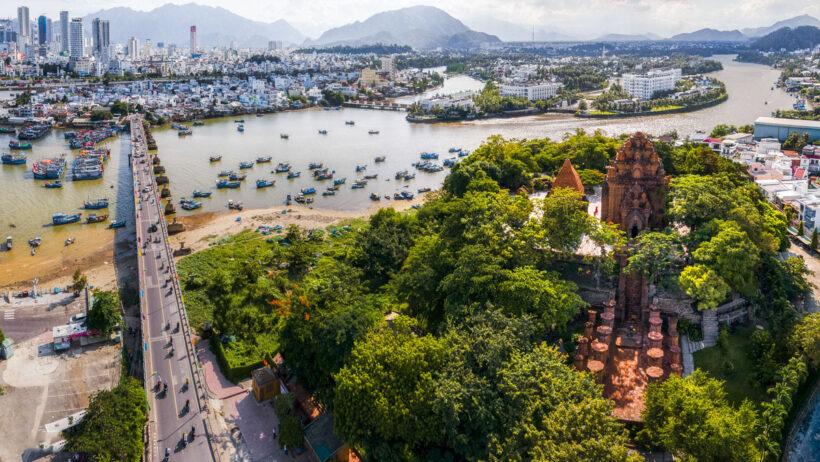 Hình ảnh Tháp Bà Nha Trang