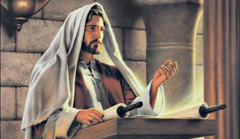 Hình ảnh thiên chúa giảng đạo cho mọi người