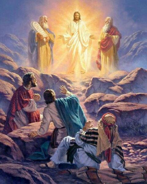 Hình ảnh thiên chúa toả sáng