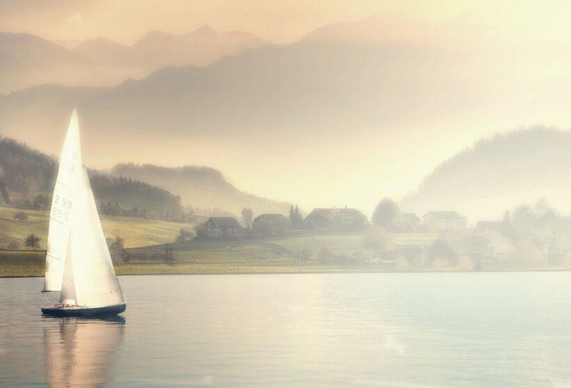 Hình ảnh thuyền buồm