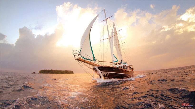 Hình ảnh thuyền buồm đẹp nhất