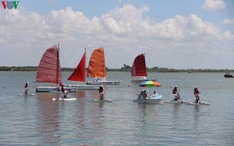 Hình ảnh thuyền buồm ở Vũng Tàu