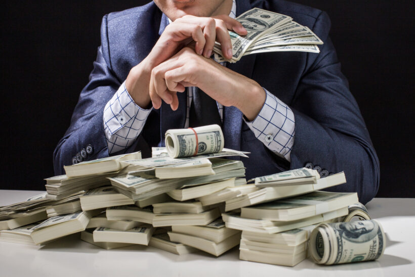Hình ảnh tiền, nhiều tiền