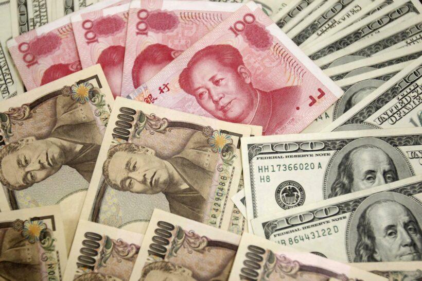 Hình ảnh tiền, nhiều tiền đô la