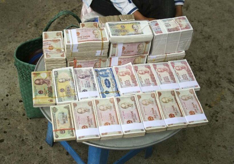 Hình ảnh tiền, nhiều tiền lẻ