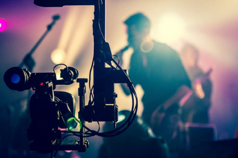 Hình ảnh trình diễn âm nhạc