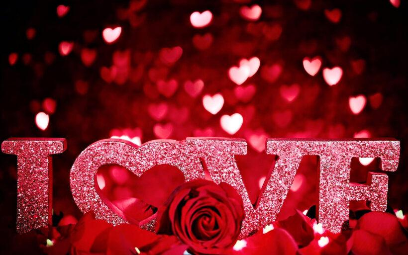 hình ảnh valentine đẹp - i love you