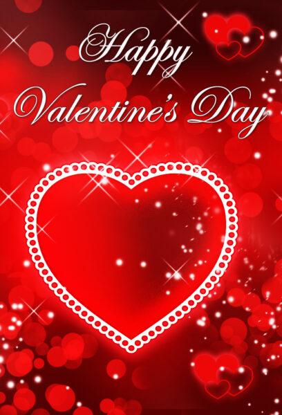 hình ảnh valentine đẹp tone đỏ