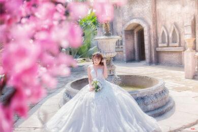 Hình ảnh váy cưới đẹp nhất cho cô dâu