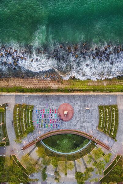 Hình ảnh ven bở biển Nha Trang