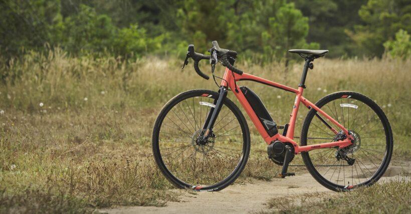 hình ảnh xe đạp đua địa hình