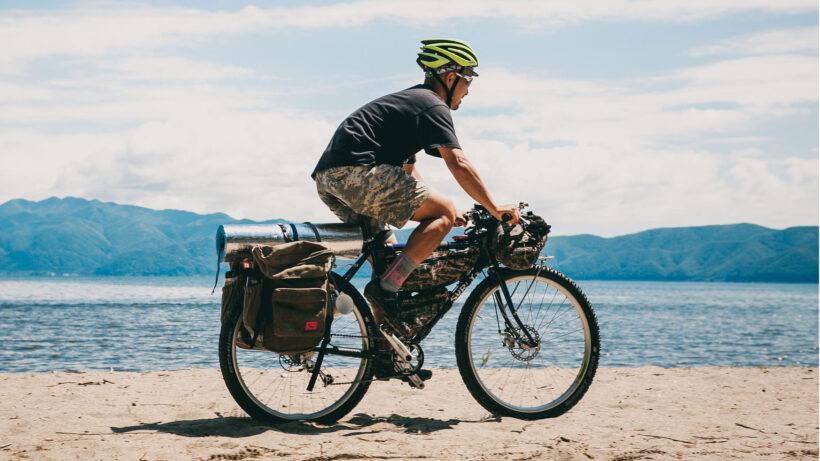 hình ảnh xe đạp và đi phượt