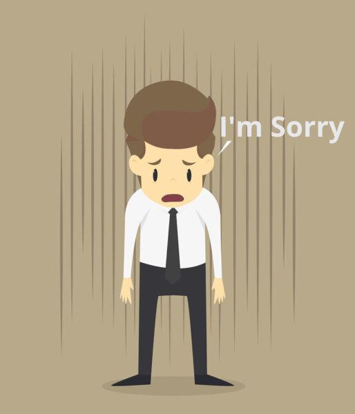 hình ảnh xin lỗi bạn gái đáng yêu nhất