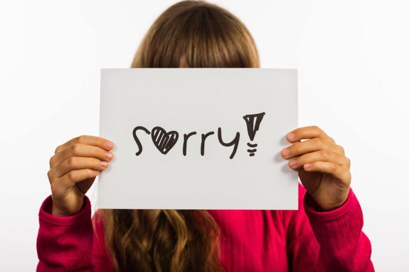 hình ảnh xin lỗi người yêu cho bạn gái