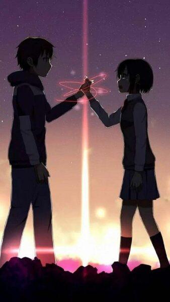 hình ảnh yêu xa anime đẹp nhất