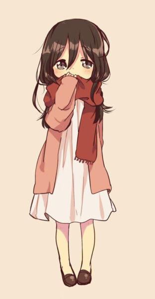 Hình Chibi buồn đẹp, dễ thương