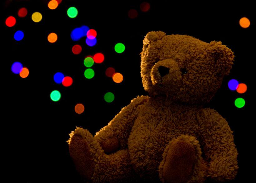 Hình gấu bông dễ thương