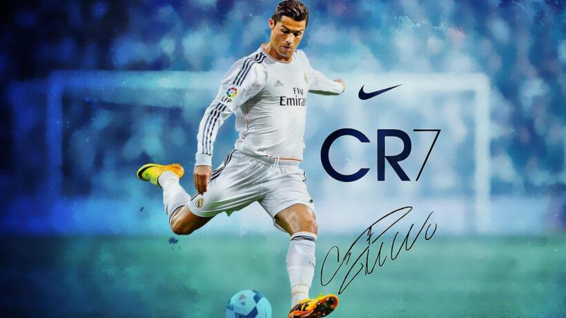 Hình nền bóng đá cầu thủ Ronaldo