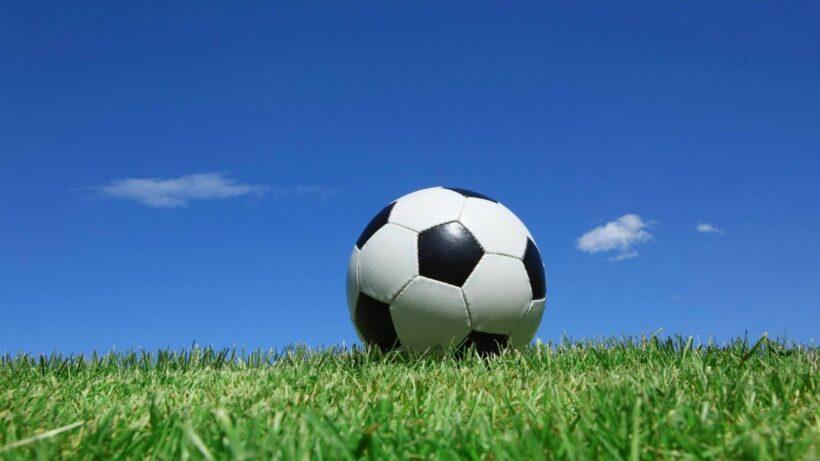 Hình nền bóng đá đơn giản