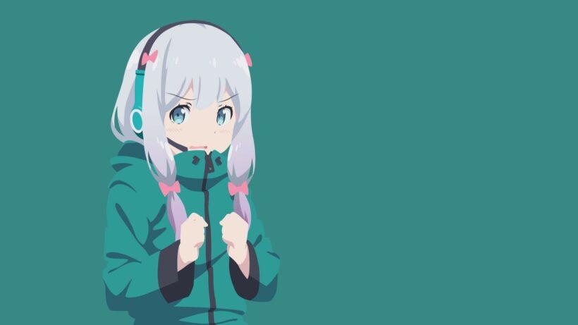 Hình nền Izumi Sagiri 4K