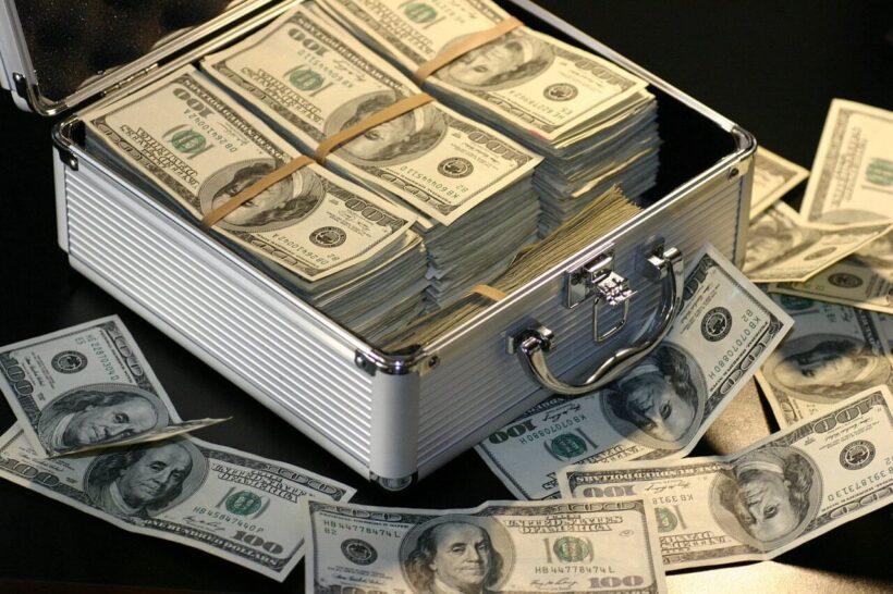 Hình tiền đô la