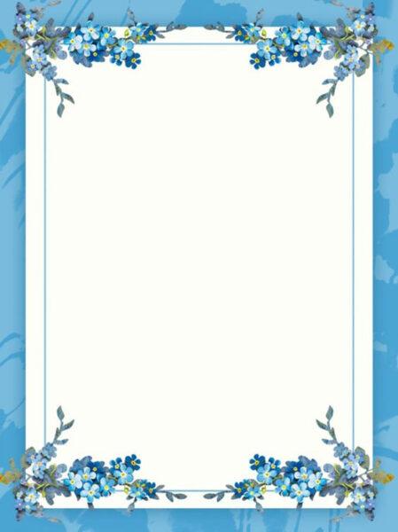 khung hình đẹp khung xanh