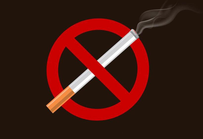 Logo cấm hút thuốc