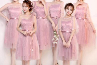 mẫu váy phù dâu đẹp
