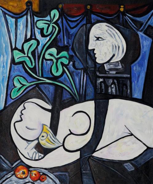 Những bức tranh khó hiểu của Picasso