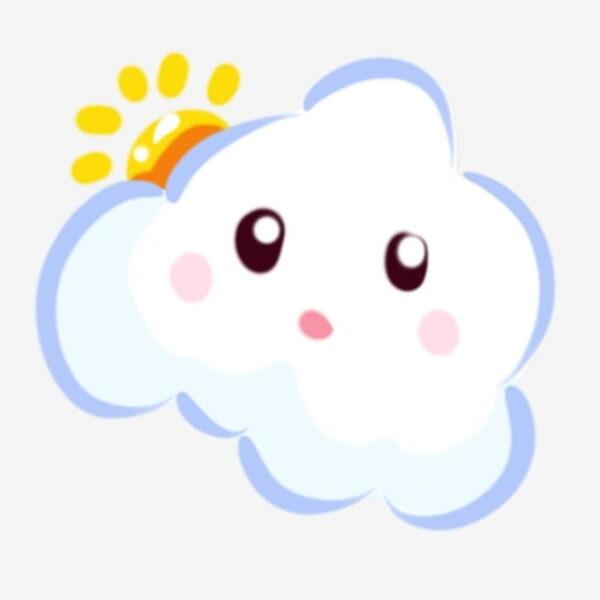 Những hình ảnh avatar cute đơn giản