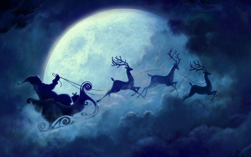 Santa Claus Wallpaper HD 1920x1200