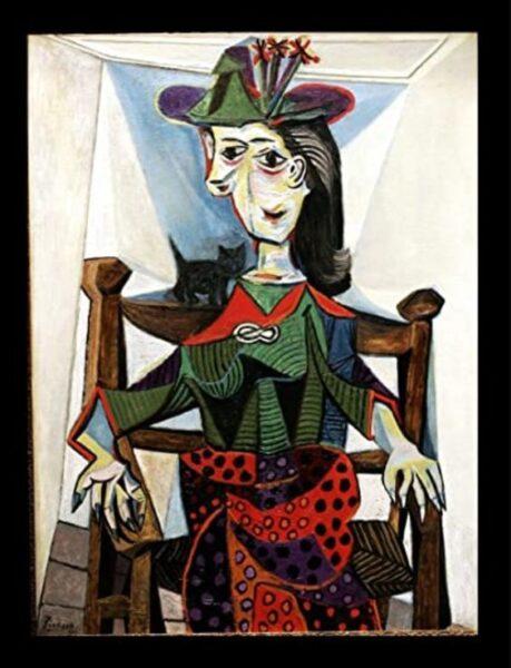 Tác phẩm nổi tiếng của Picasso
