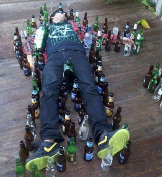 Tổng hợp hình ảnh chế bỏ rượu vui vẻ (1)