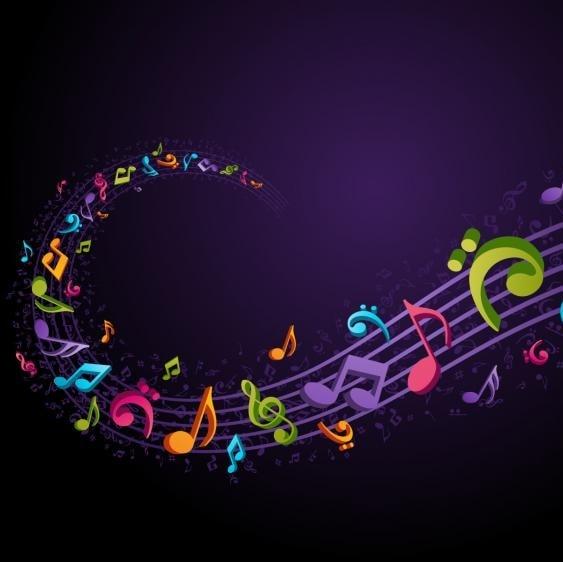 Tổng hợp hình ảnh nền âm nhạc đẹp sôi động (2)