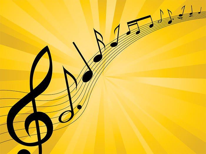 Hình ảnh, Hình nền âm nhạc cực đẹp - Thăng hoa cảm xúc