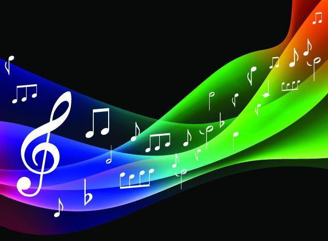 Tổng hợp hình ảnh nền âm nhạc đẹp sôi động (4)