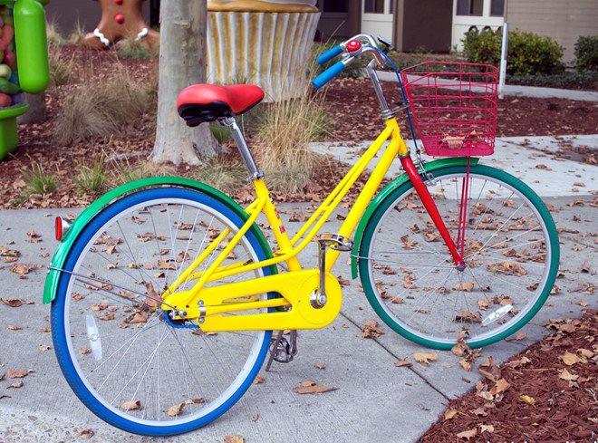 tổng hợp hình ảnh xe đạp đẹp độc lạ (2)