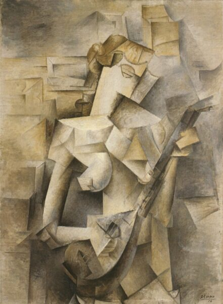 Tranh lập thể Picasso