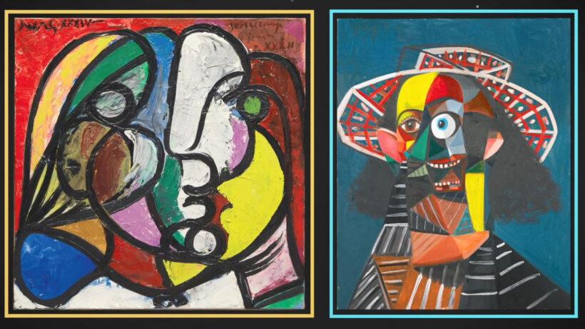 Tranh Picasso nổi tiếng