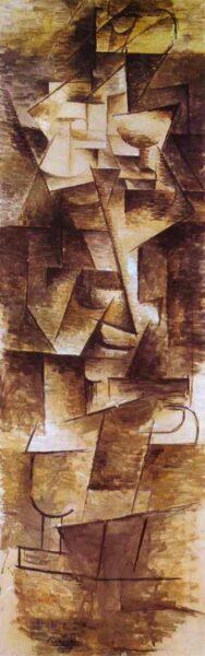 Tranh vẽ Picasso Femme nue
