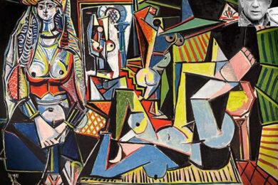 Tranh vẽ Picasso khó hiểu mà lại đắt nhất thế giới