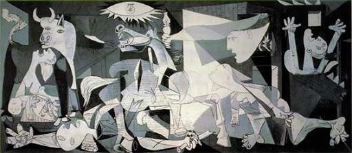 Tranh vẽ Picasso về Guernica