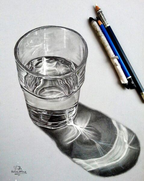 Vẽ tranh 3D đánh lừa thị giác