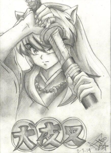 Vẽ tranh nam anime ngầu, chất