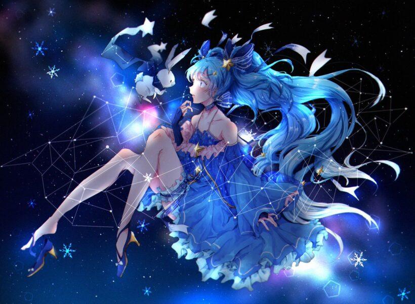 12 cung hoàng đạo anime đẹp
