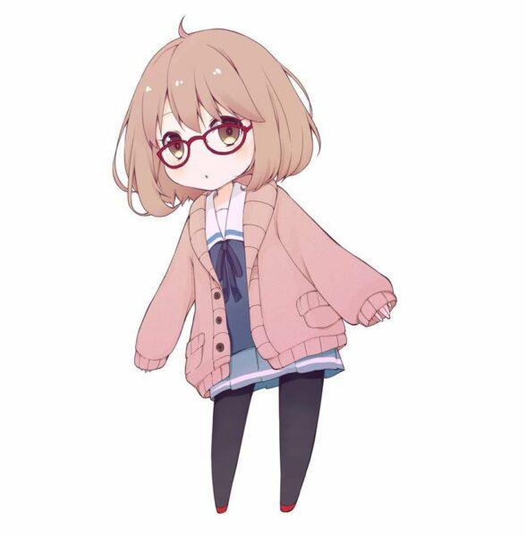 Ảnh anime chibi cute, dễ thương